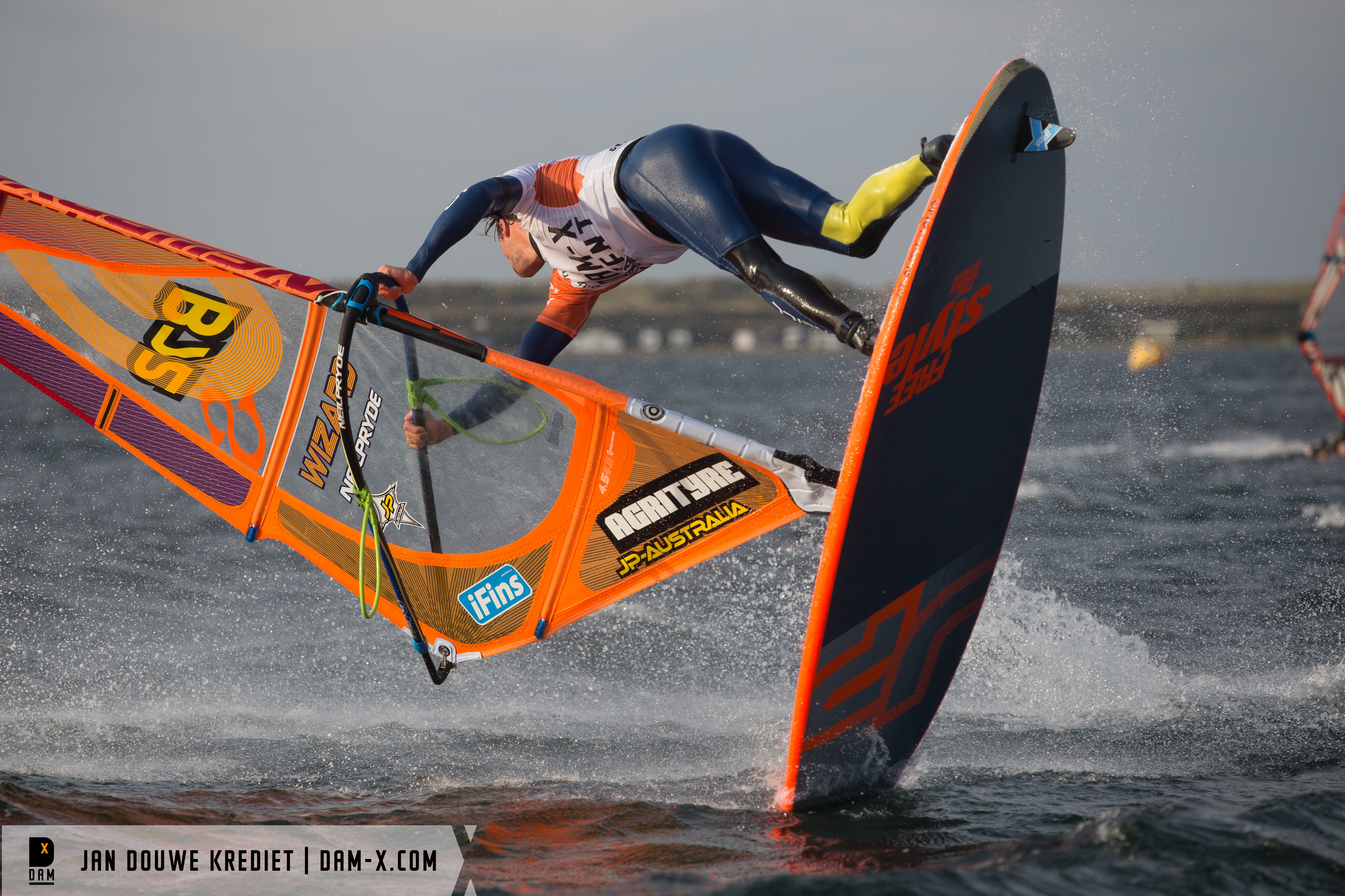 Steven Van Broeckhoven on top of his game again at DAM-X