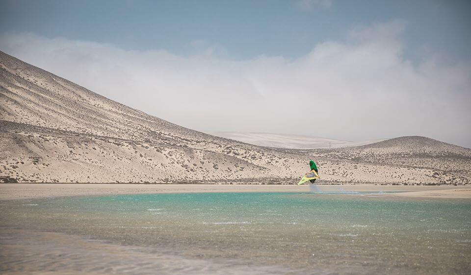 Adam Sims Fuerteventura