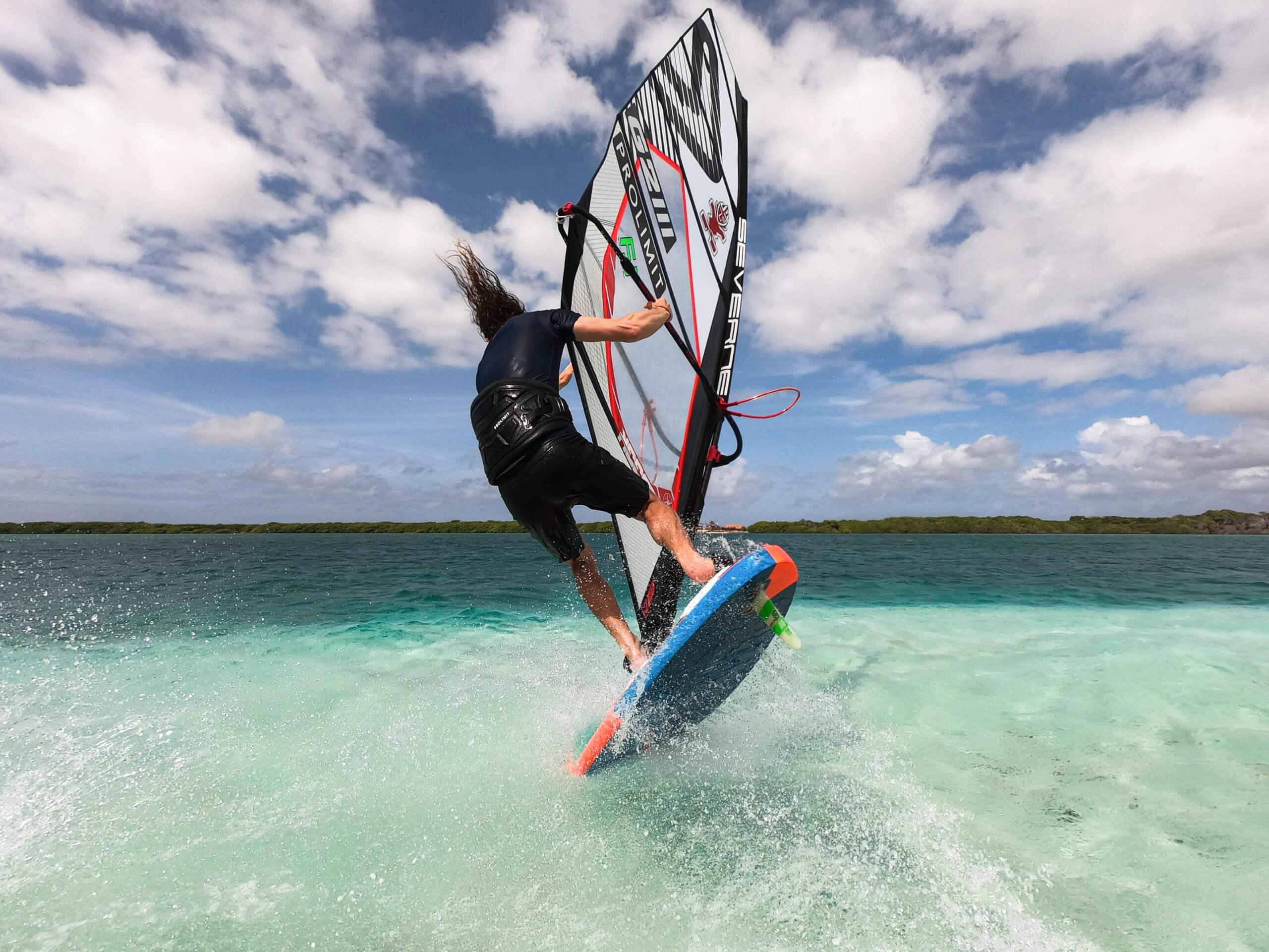 Julian Wiemar Freestyle Bonaire